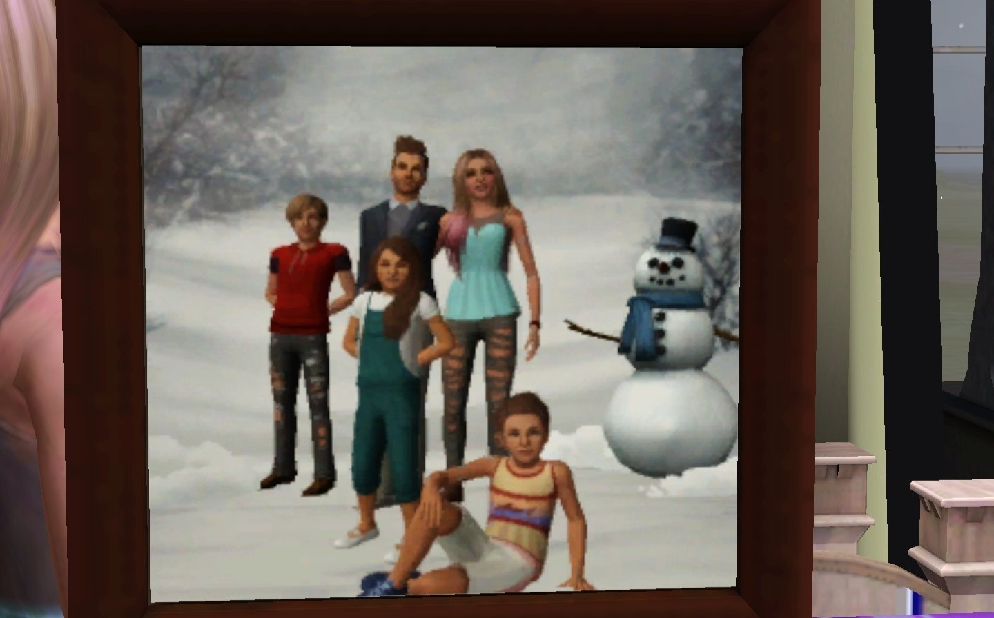 what is your sims 3 current household? (re-opened) — the sims forums
