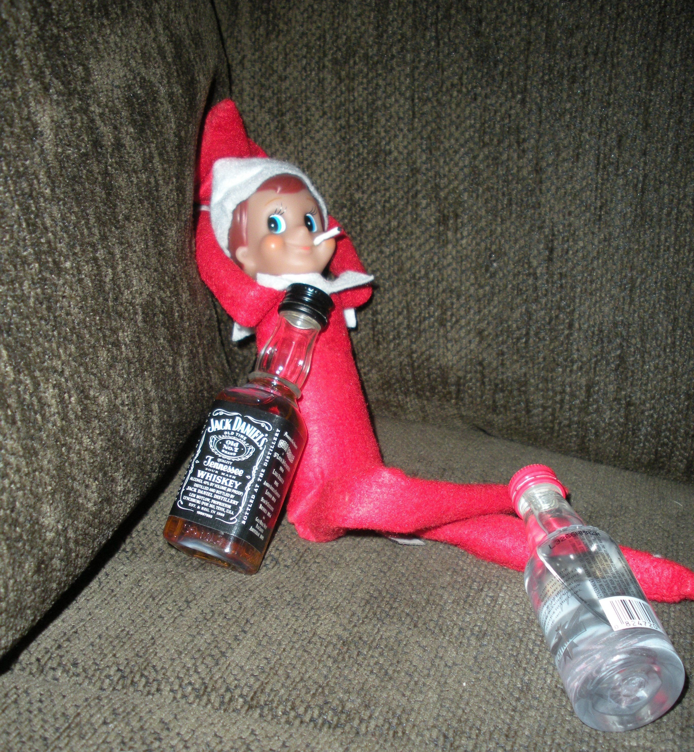 10 Stylish Dirty Elf On The Shelf Ideas what our elf on the shelf is really up to when were not home 2020