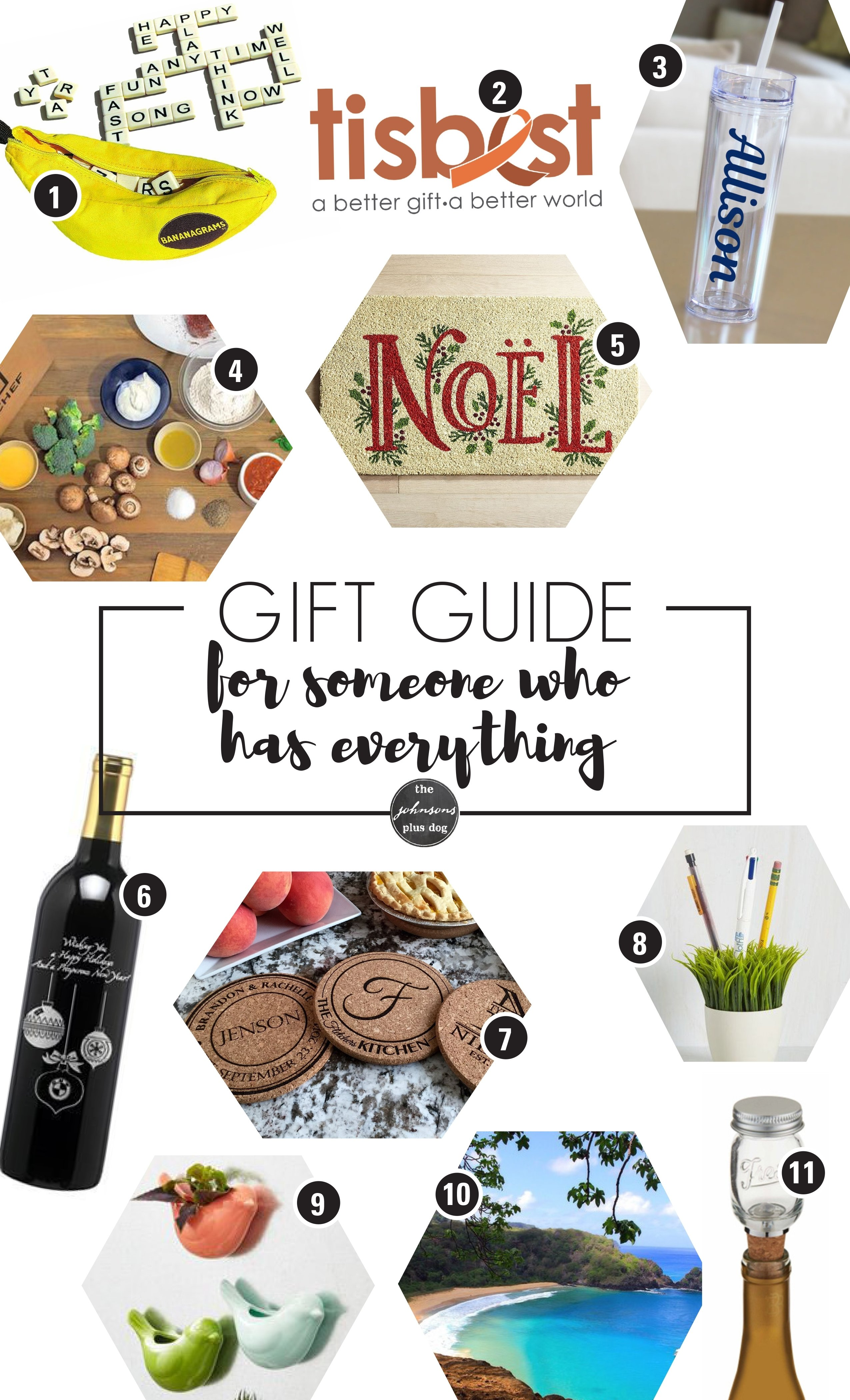 10 Fantastic Gift Ideas For Someone Who Has Everything what to buy for someone who has everything