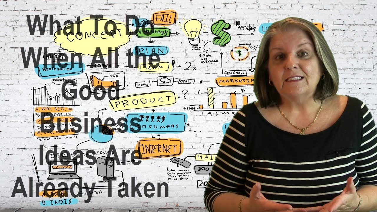 10 Fabulous What Are Good Business Ideas what to do when all the good business ideas are taken youtube 2020