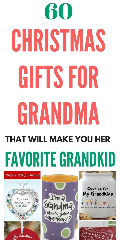 Grandmother Christmas Gifts. free christmas printable the perfect ...
