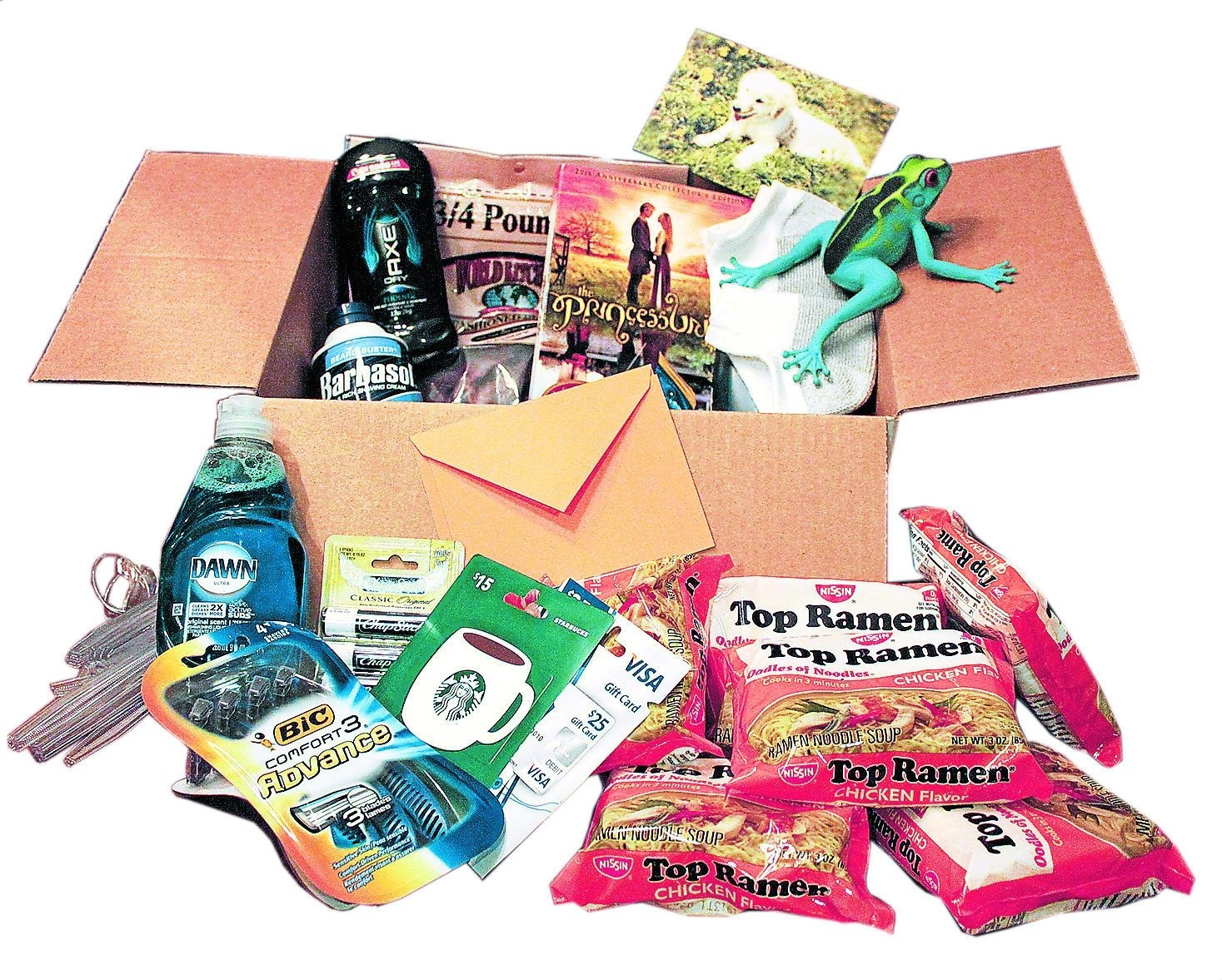 10 Ideal College Student Care Package Ideas what to include in a college student care package oregonlive 2020