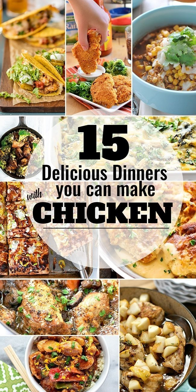 10 Cute Easy To Make Dinner Ideas what to make for dinner easy dinner recipes tidymom 2021