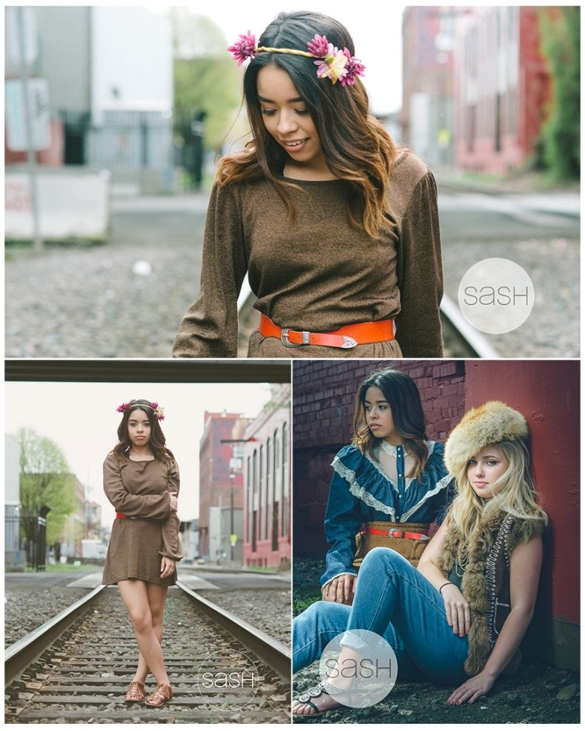 10 Perfect Senior Picture Outfit Ideas For Girls what to wear for your senior session indie style