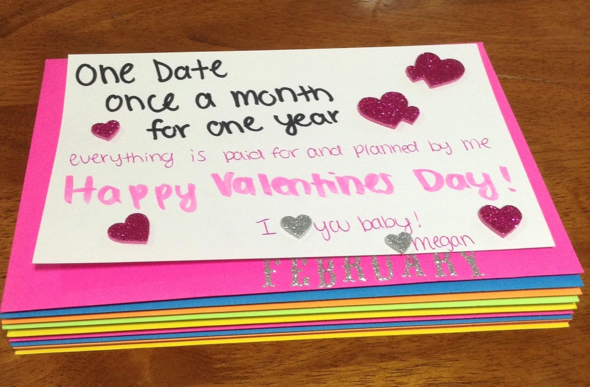 10 Unique Cute Valentines Ideas For Your Boyfriend what to write in boyfriends birthday card lovely cute ideas for 5 2020