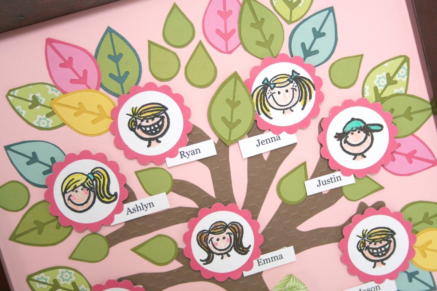 10 Stunning Family Tree Ideas For Kids whatchu talkin bout willis fiskars crafting with kids family