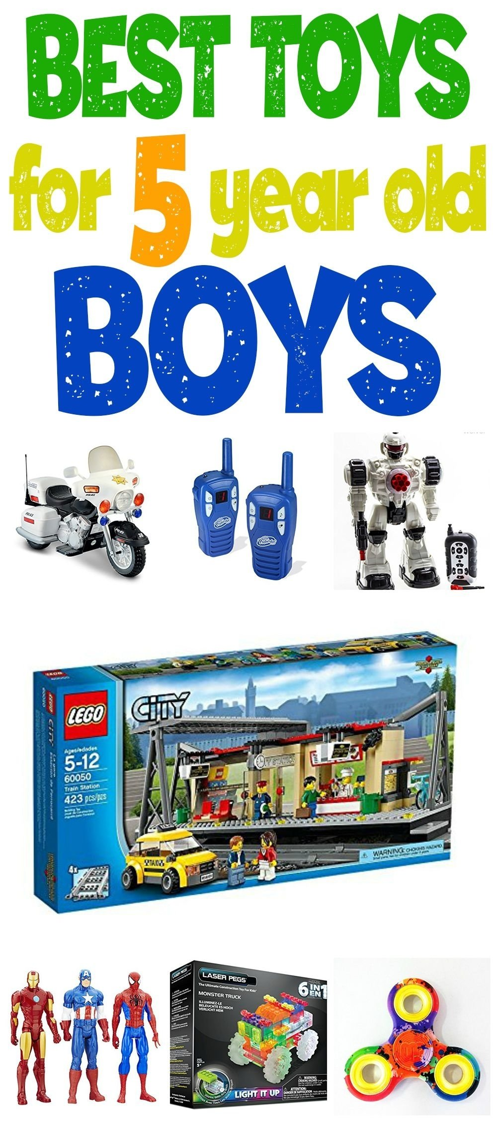 10 Fabulous Gift Idea For 5 Year Old Boy whatre the best toys for 5 year old boys