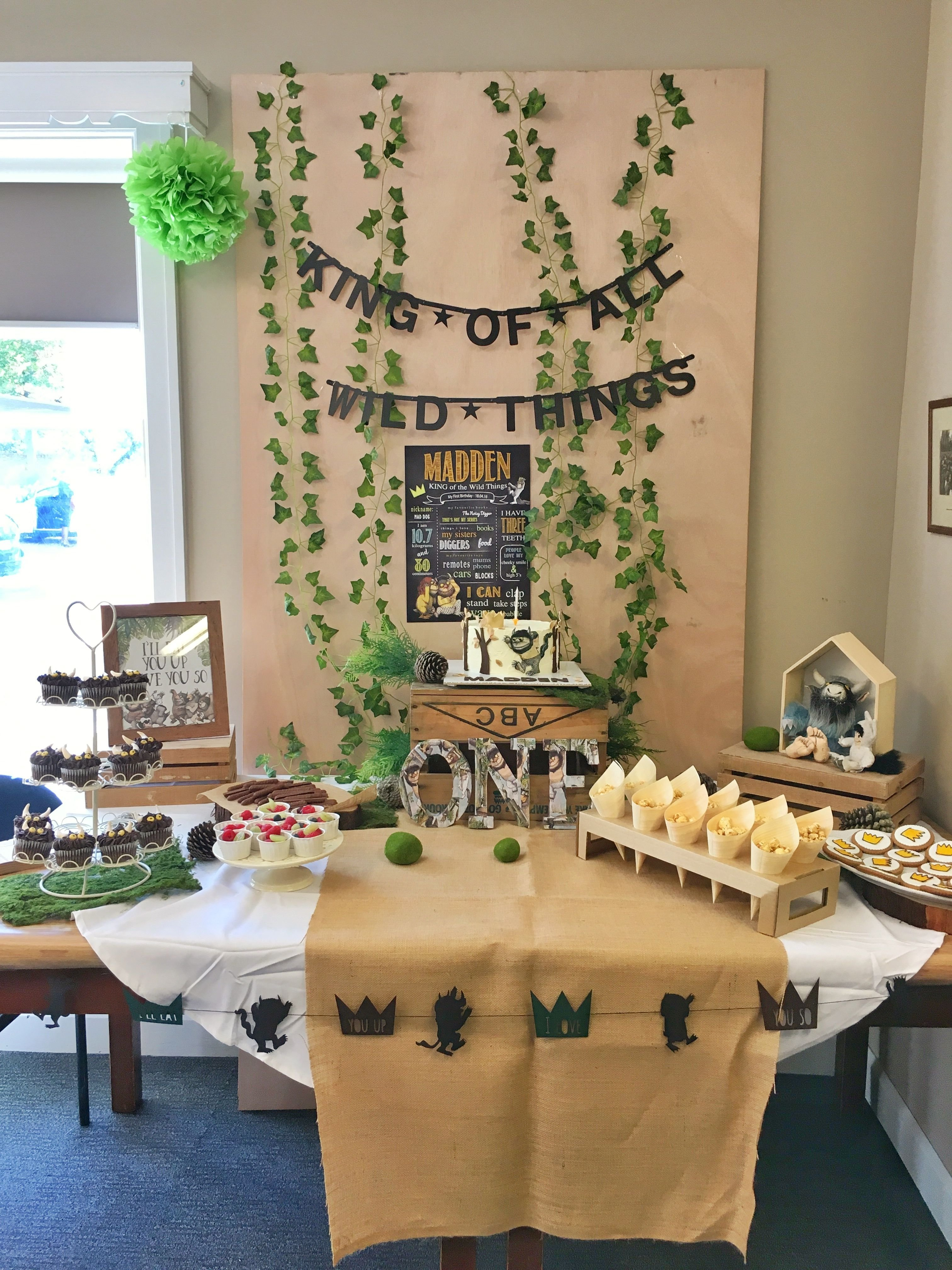 where the wild things are party | baby shower | pinterest | wild