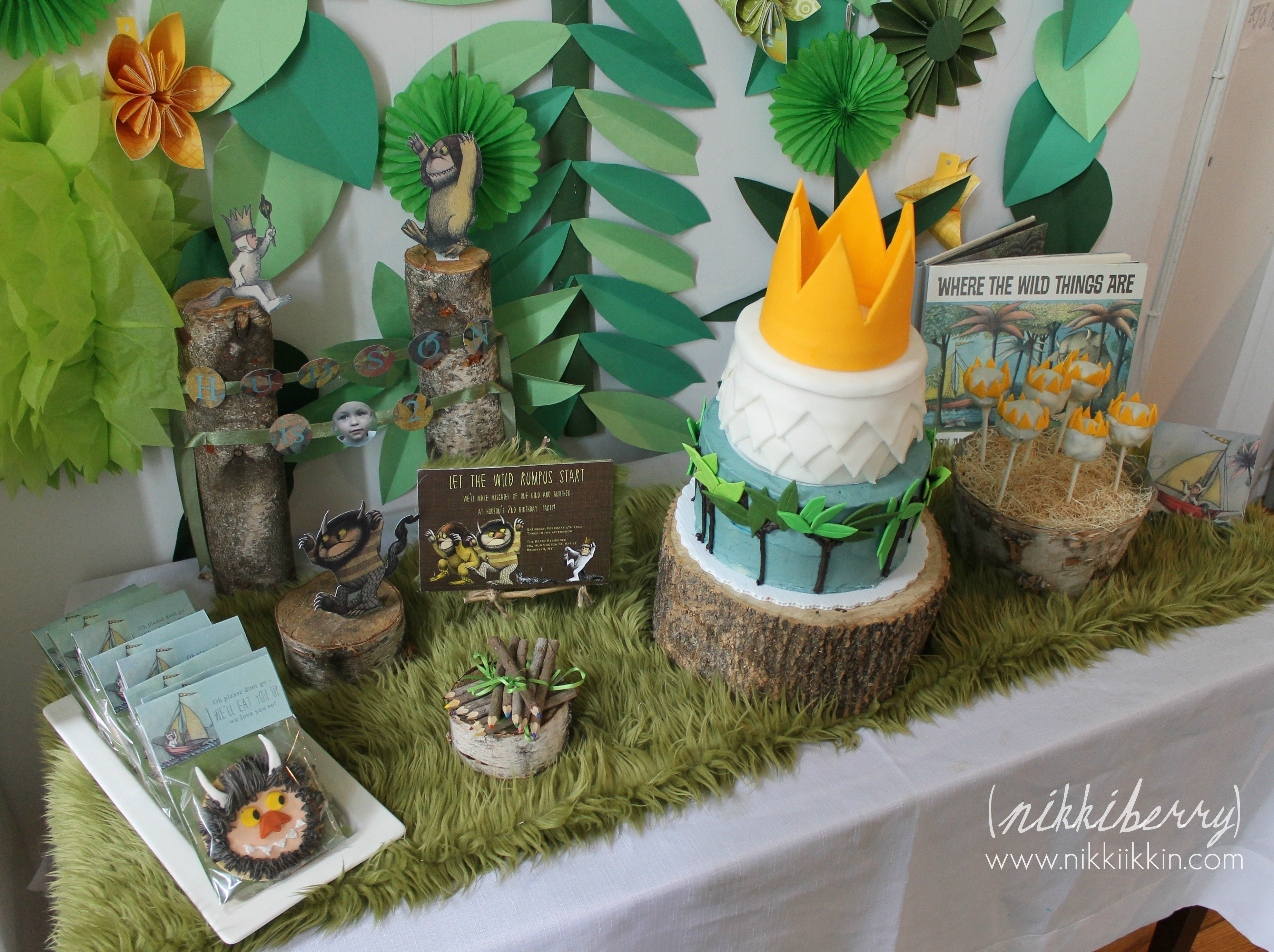 where the wild things are party |