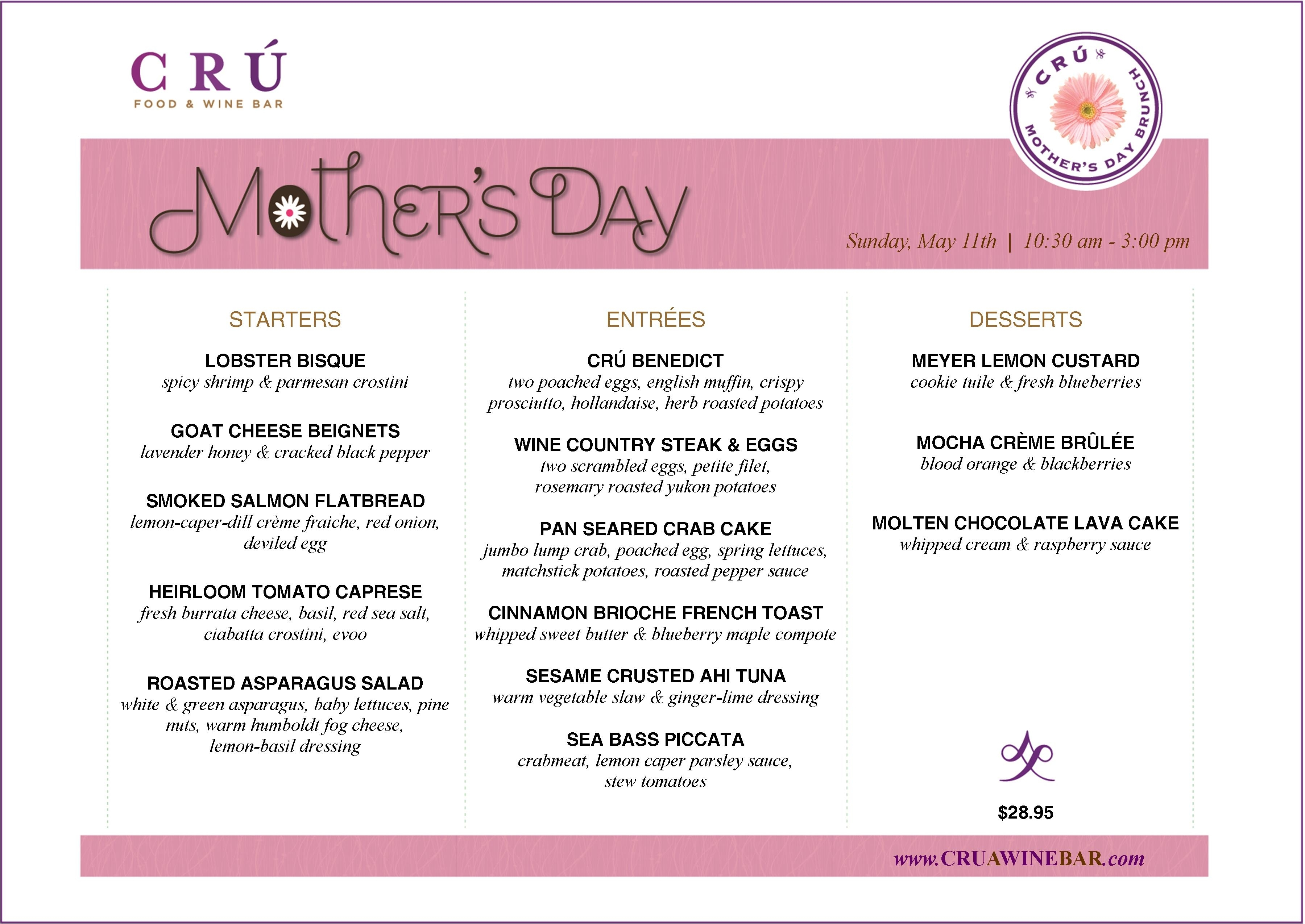 10 Perfect Mother Day Dinner Menu Ideas %name 2021