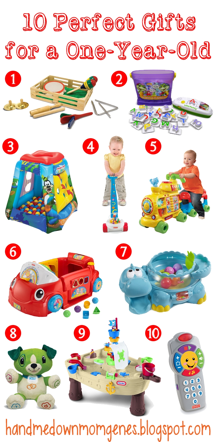 10 Unique Gift Ideas For One Year Old Baby Girl while talking to my friend today she asked me if i had any gift 11 2021