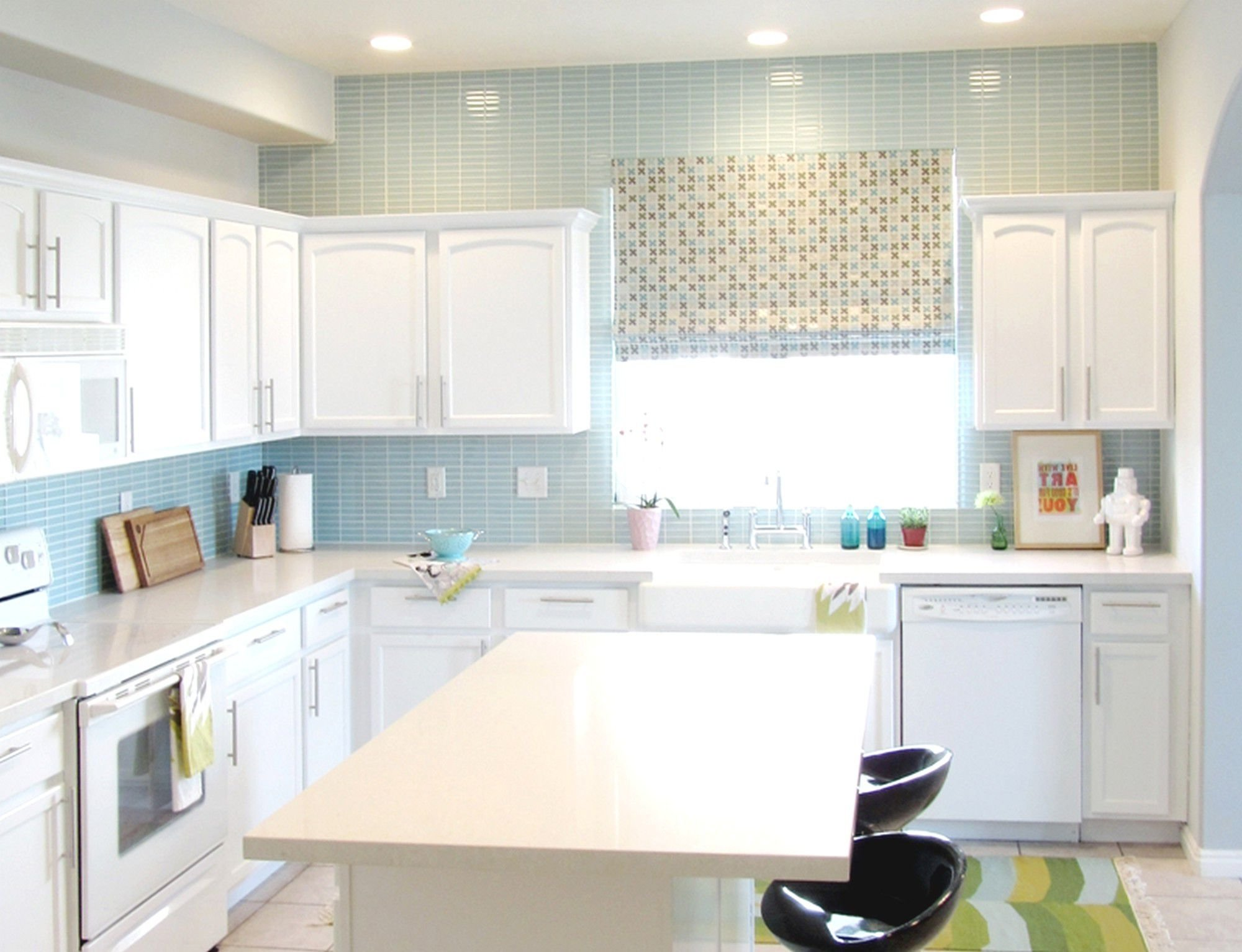 10 Unique Backsplash Ideas For White Cabinets white cabinet and frosted cabinet doors kitchen backsplash ideas for 2021