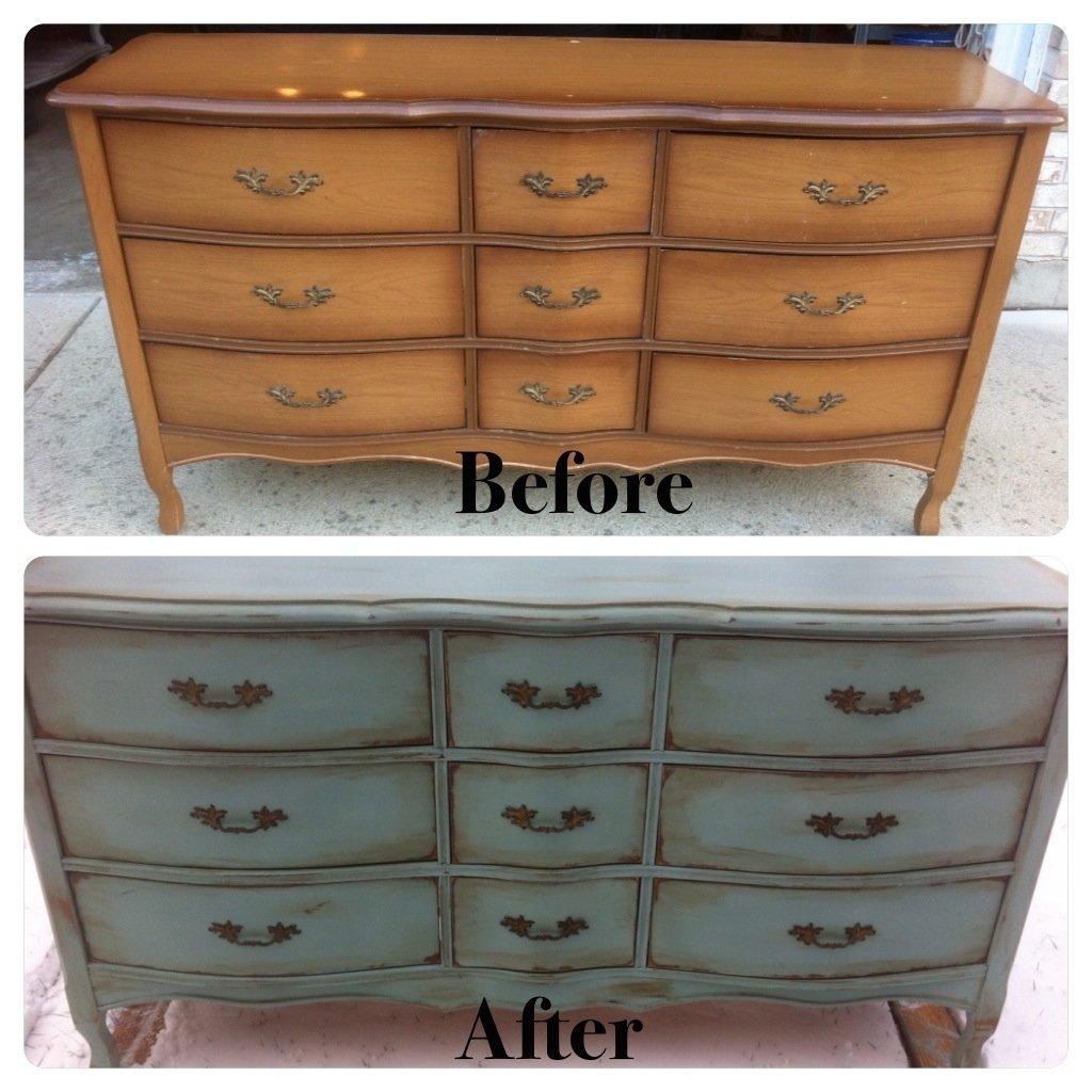 10 Pretty Annie Sloan Painted Furniture Ideas white chalk paint furniture ideas easily cleaned chalk paint 1 2020