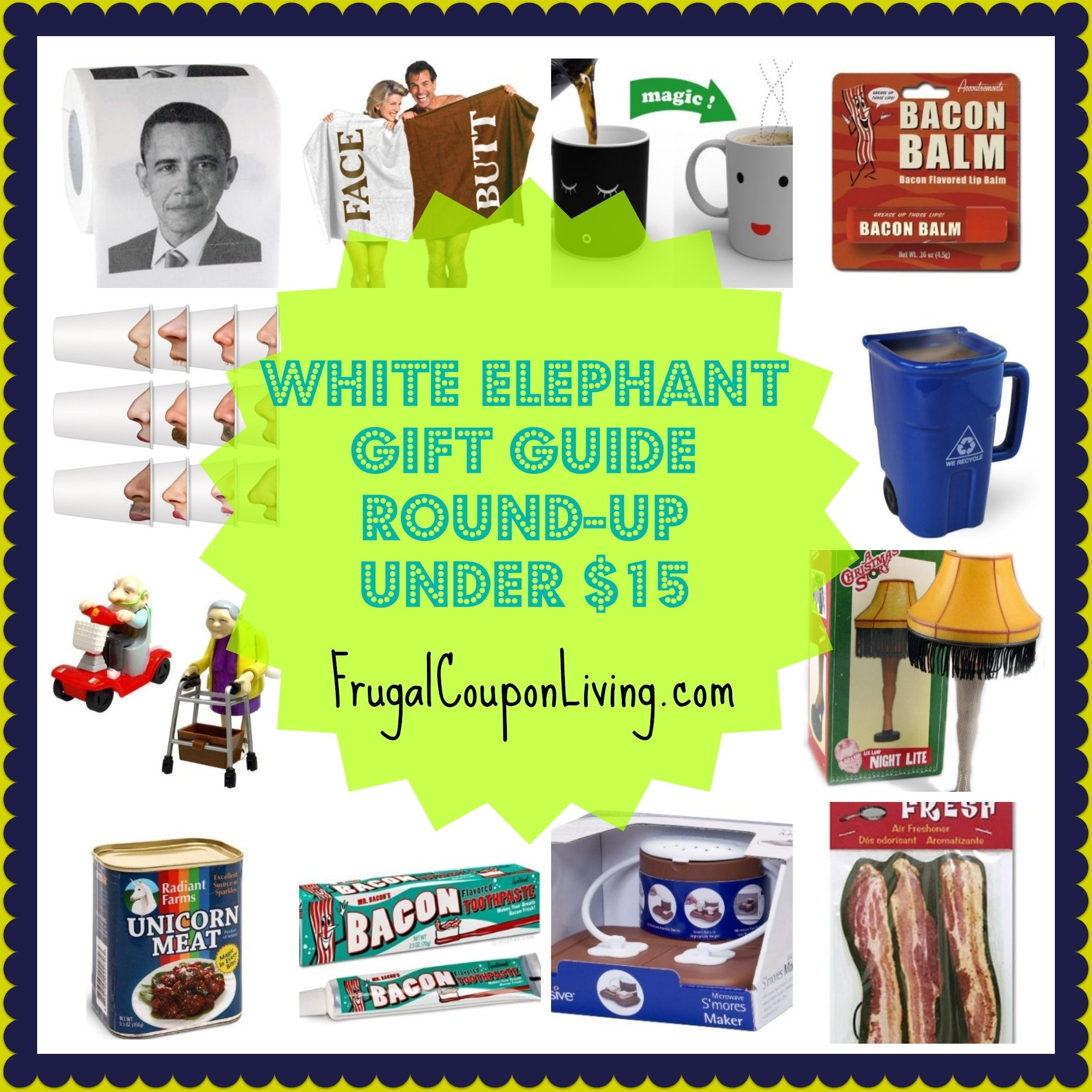 10 Perfect What Is A White Elephant Gift Ideas white elephant gift guide round up under 15 5 2020