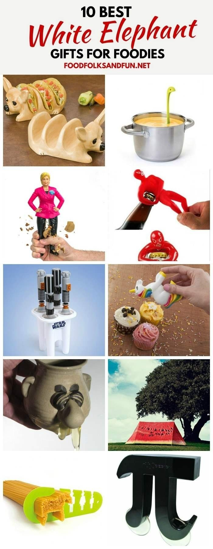 10 Attractive Top White Elephant Gift Ideas white elephant gift ideas for foodies e280a2 food folks and fun 2020