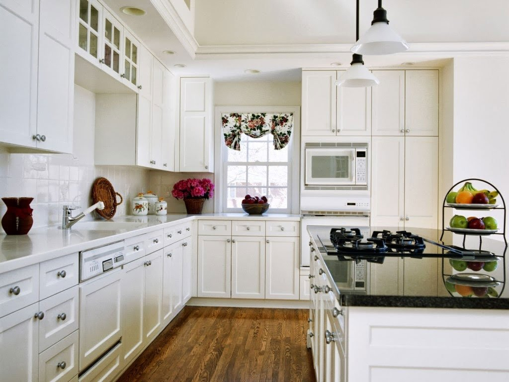 10 Pretty Kitchen Paint Ideas With White Cabinets white kitchen paint colors kitchen and decor 2020