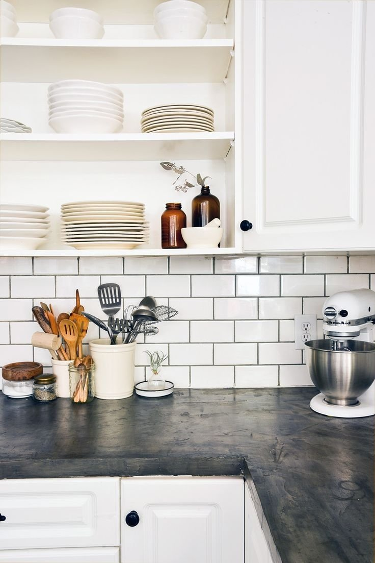 10 Gorgeous Subway Tile Kitchen Backsplash Ideas white subway tile backsplash kitchen subway tile backsplash home 2020