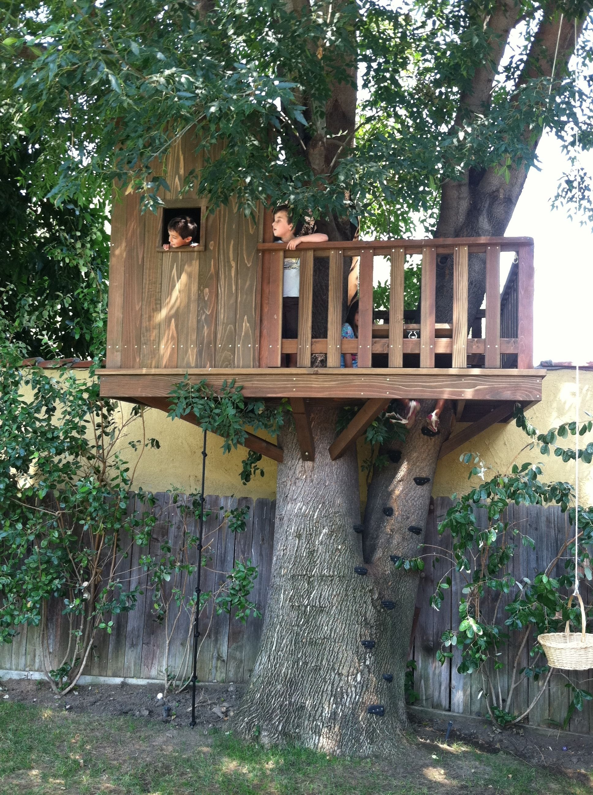 10 Wonderful Tree House Ideas For Kids why are tree houses so awesome they are kids only they are small 2020