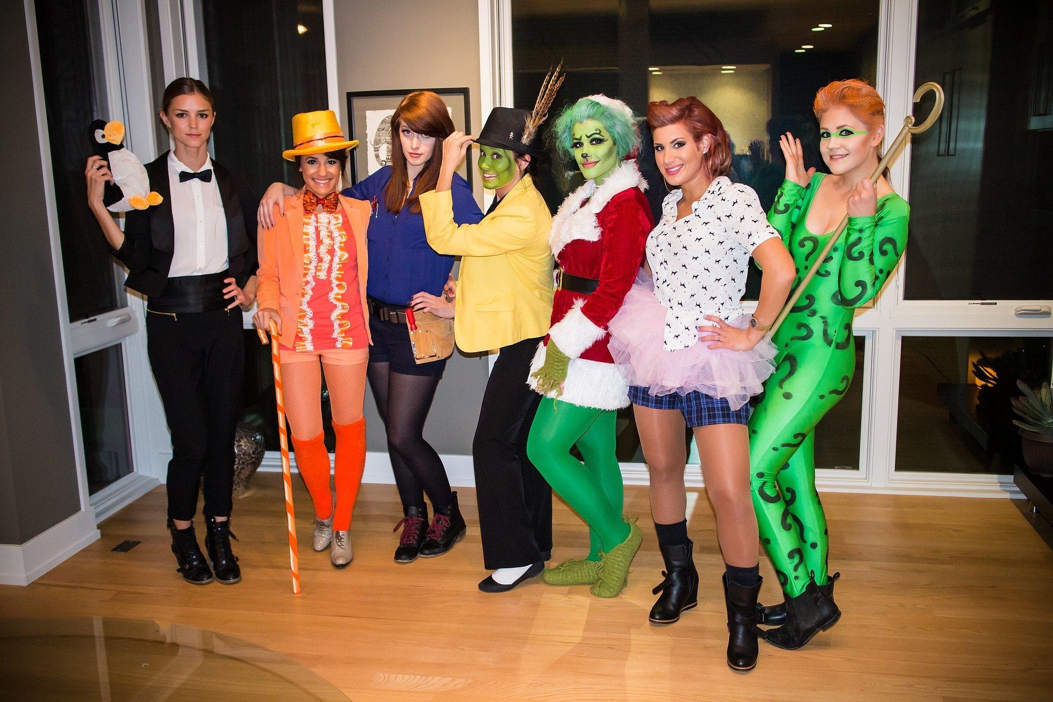 10 Most Popular Halloween Costume Ideas From Movies will ferrell group halloween costume photo popsugar entertainment