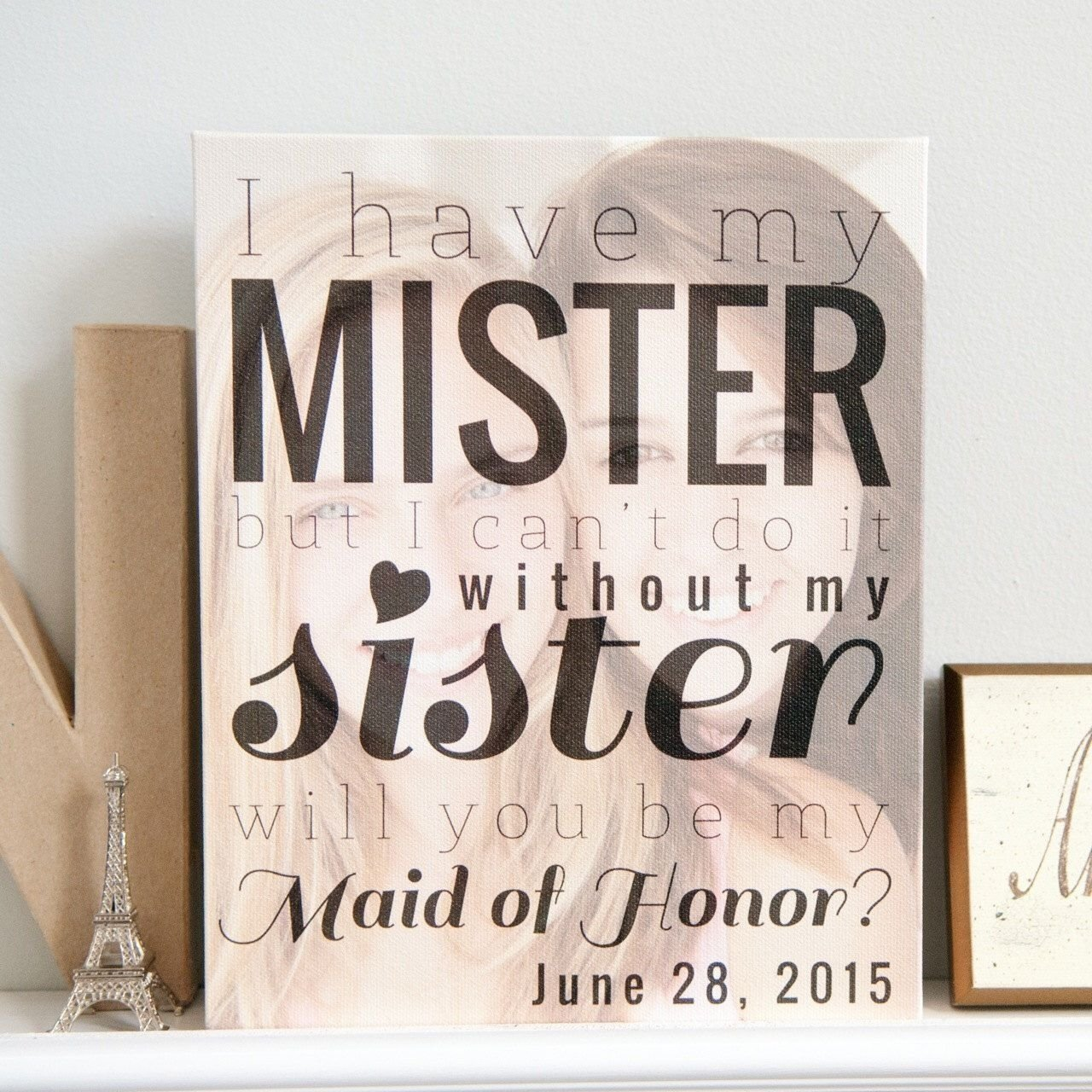 10 Lovely Will You Be My Maid Of Honor Ideas