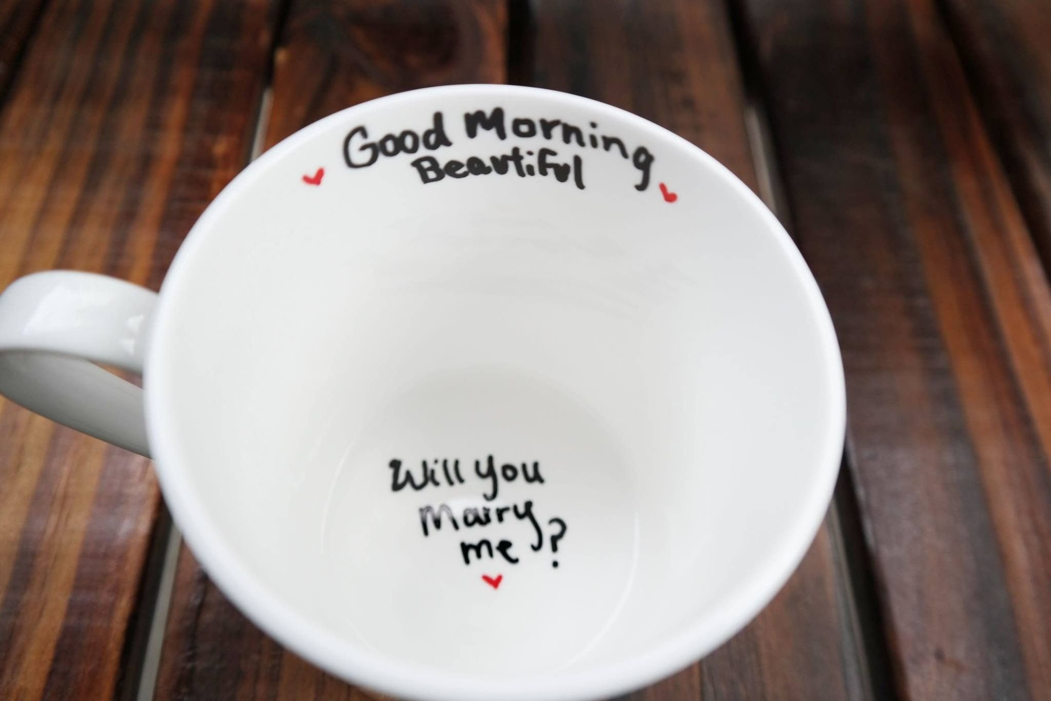 10 Unique Ideas On How To Propose will you marry me coffee mug unique proposal ideas unique