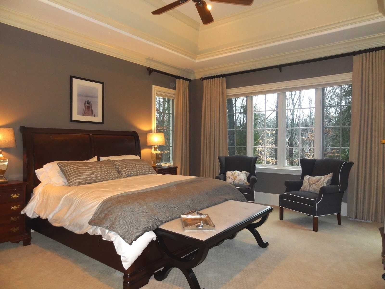 10 Fabulous Master Bedroom Window Treatment Ideas window treatment ideas for master bedroom living room 2018 with