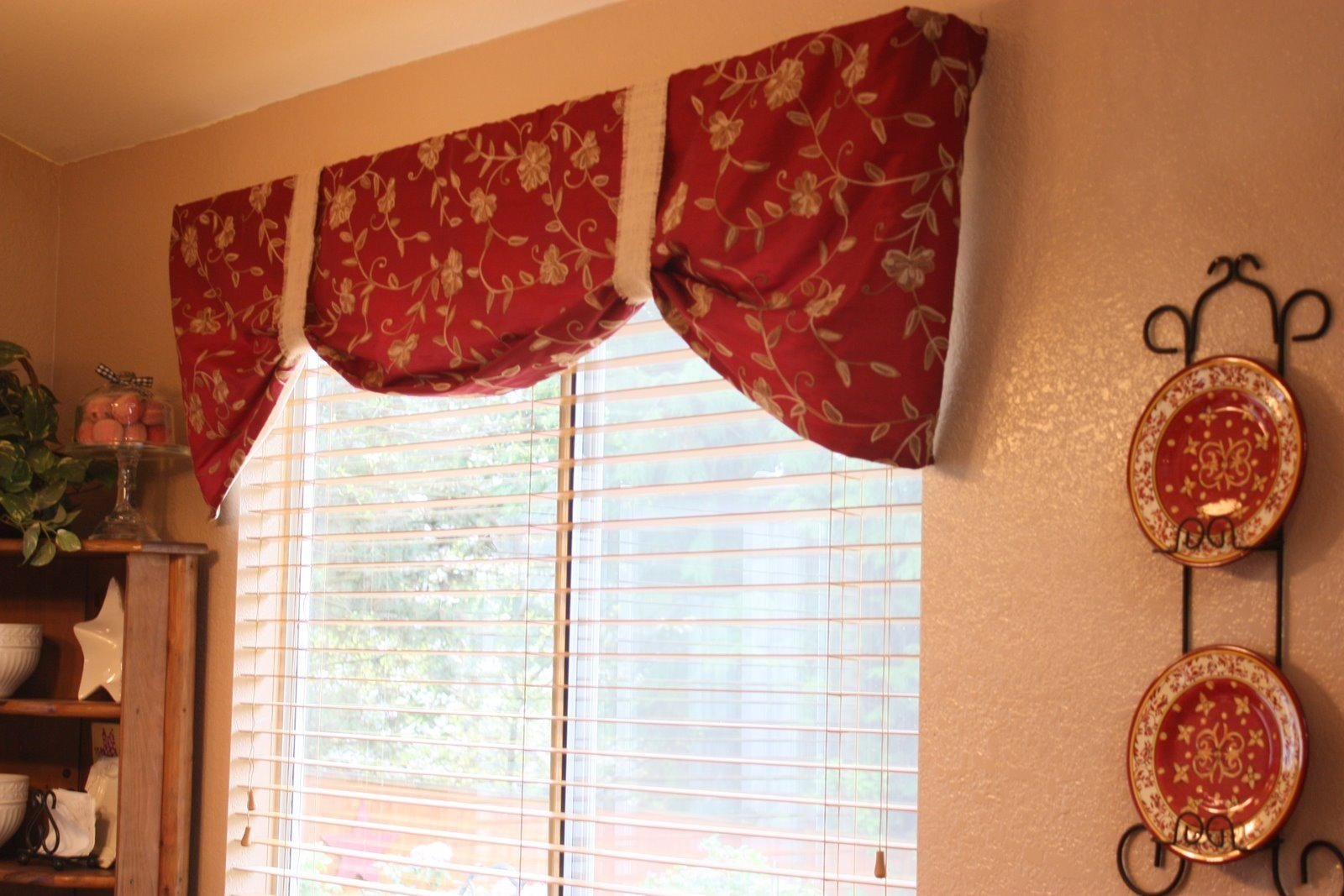 10 Stylish Valance Ideas For Large Windows window valance ideas for large windows all about house design easy 2020