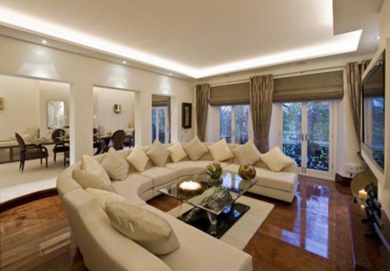 10 Elegant Large Living Room Design Ideas windows design ideas interior for large living room treatments 2021