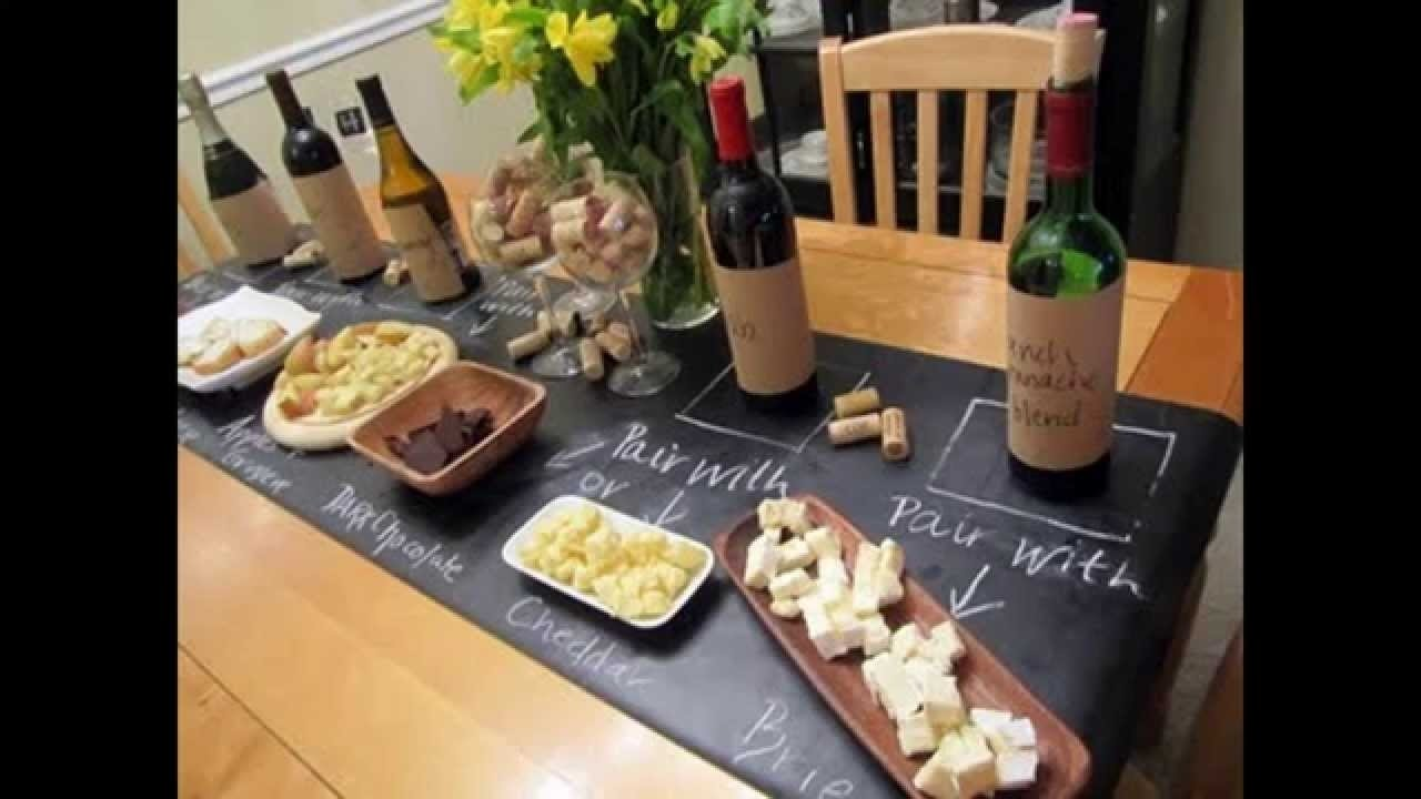 10 Attractive Wine And Cheese Party Ideas wine and cheese party decorations youtube 2021