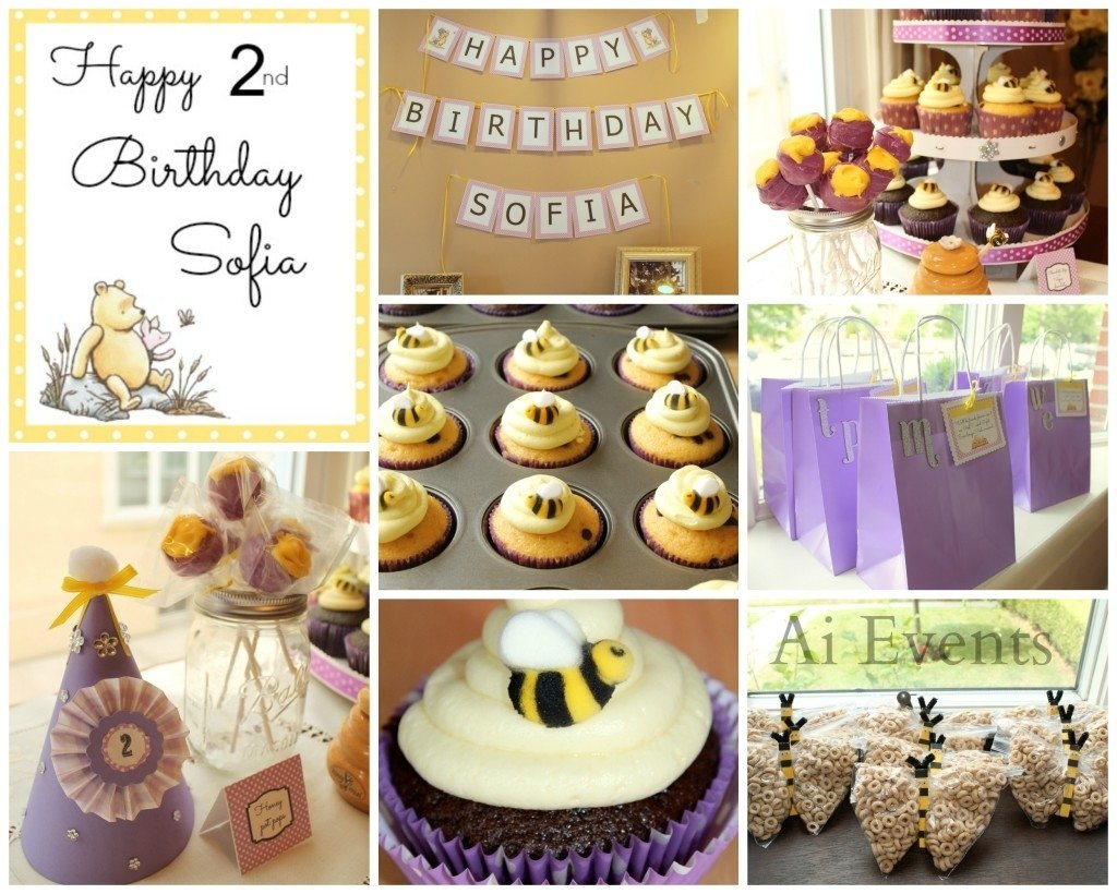 10 Stylish Winnie The Pooh Birthday Ideas winnie the pooh 2nd birthday project nursery 2021