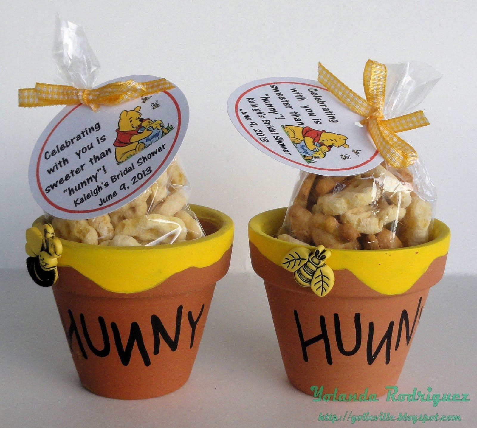 10 Stunning Winnie The Pooh Baby Shower Ideas winnie the pooh baby shower favor ideas omega center ideas 2021