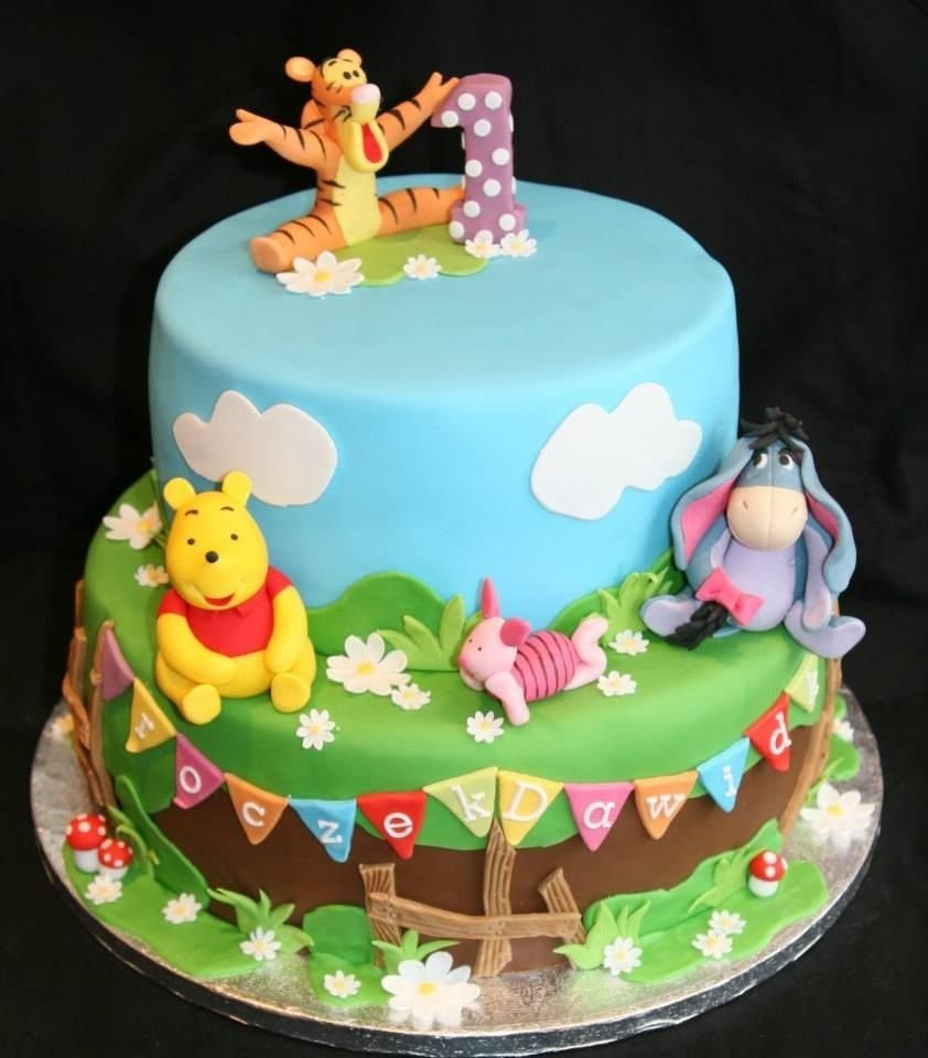 10 Fantastic Winnie The Pooh Cake Ideas winnie the pooh cake winnie the pooh cakes pinterest cake 2020
