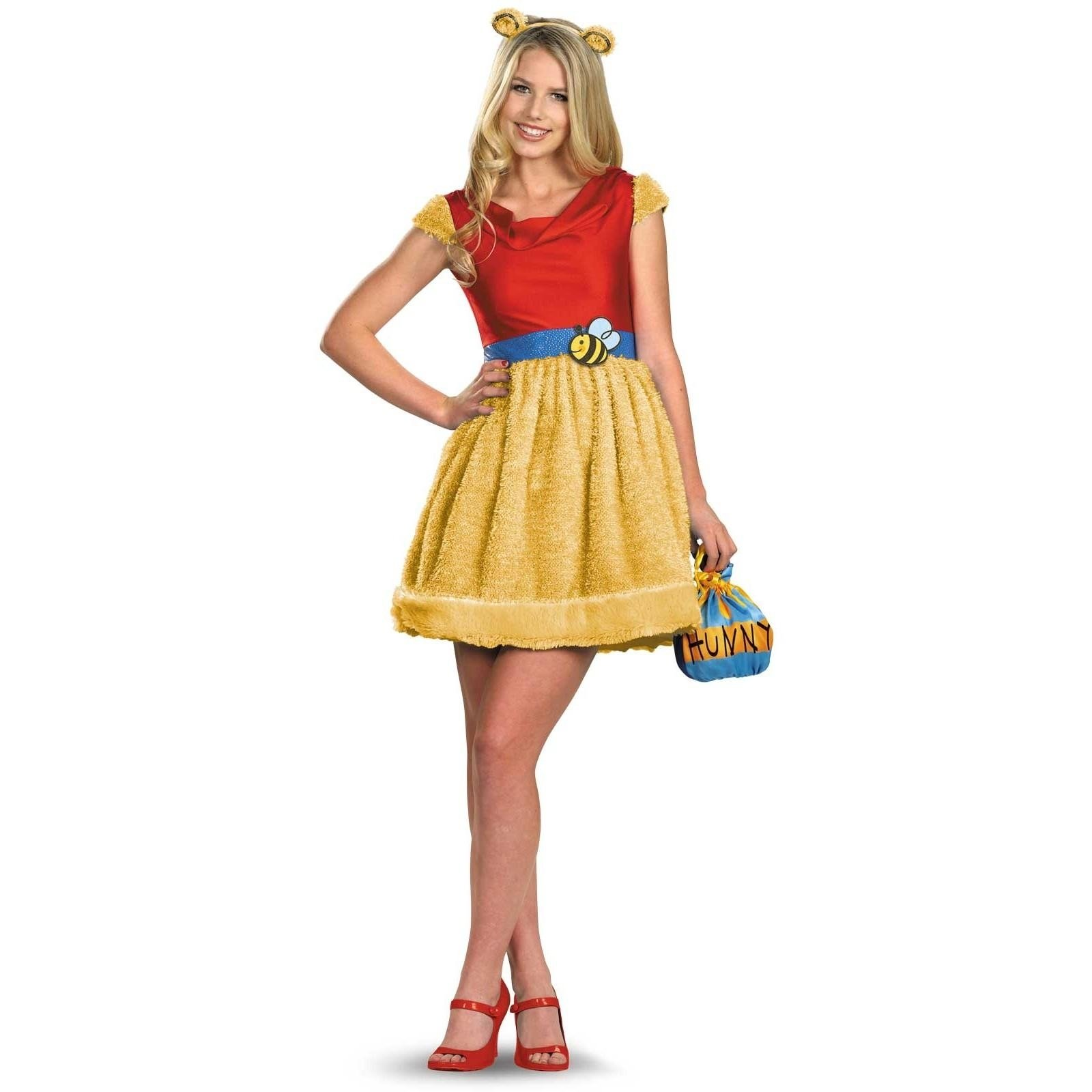 10 Fantastic Creative Halloween Costume Ideas For Women 2012 winnie the pooh diy costumes for teen girls google search 2020
