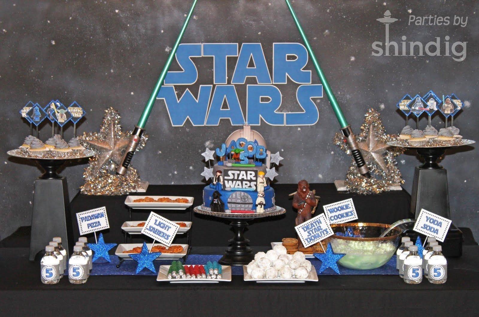 10 Lovely Star Wars Birthday Party Ideas winning star wars birthday party 2020