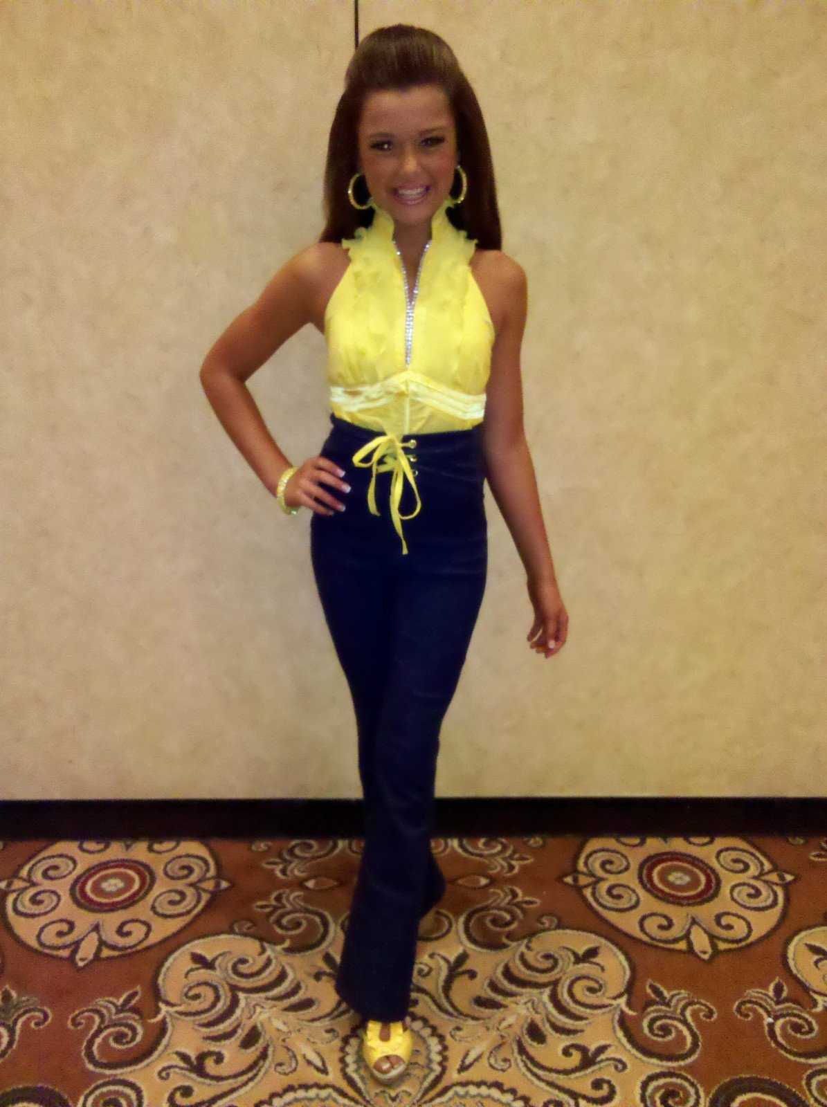 10 Trendy Pageant Outfit Of Choice Ideas winning teen pageant casual denim wear ooc outfit of choice 12 14 0