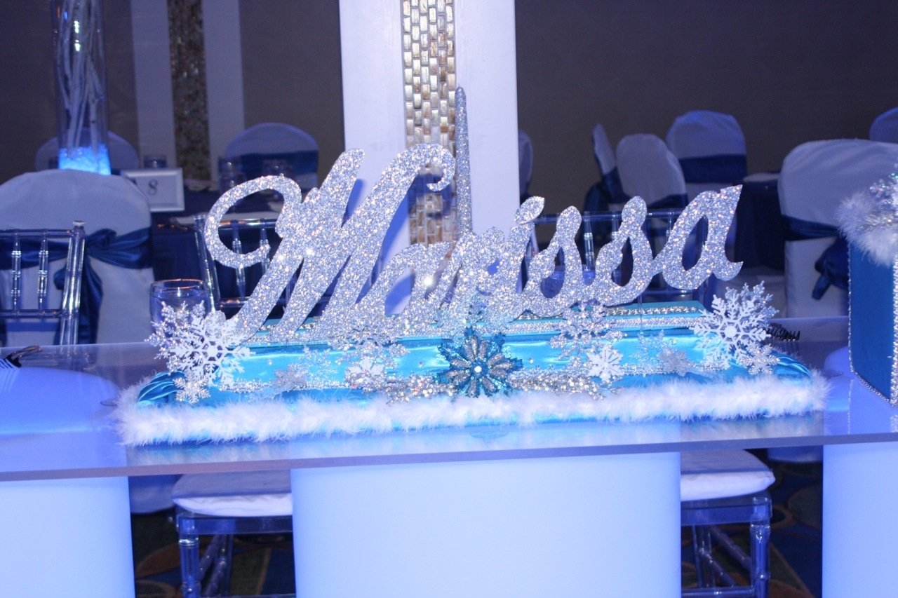 10 Fabulous Winter Sweet 16 Party Ideas