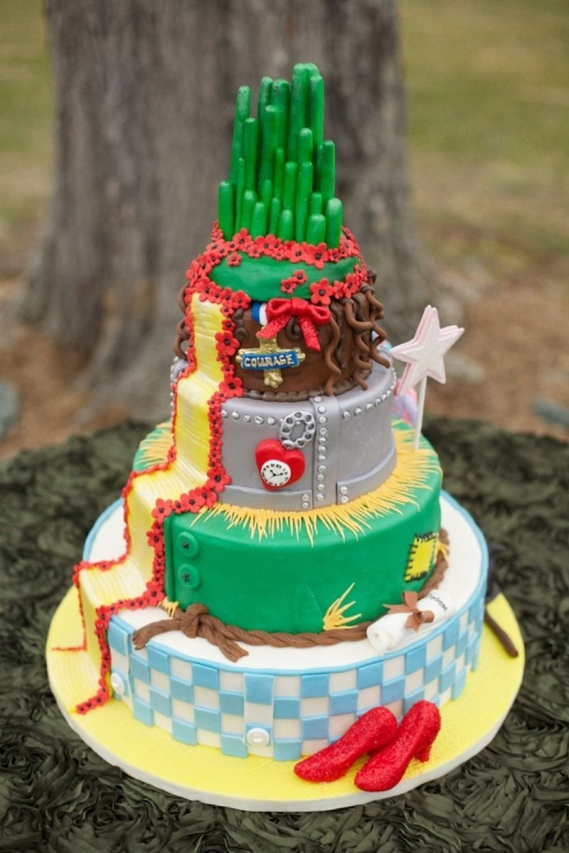 wizard of oz wedding ideas | cake, weddings and birthdays