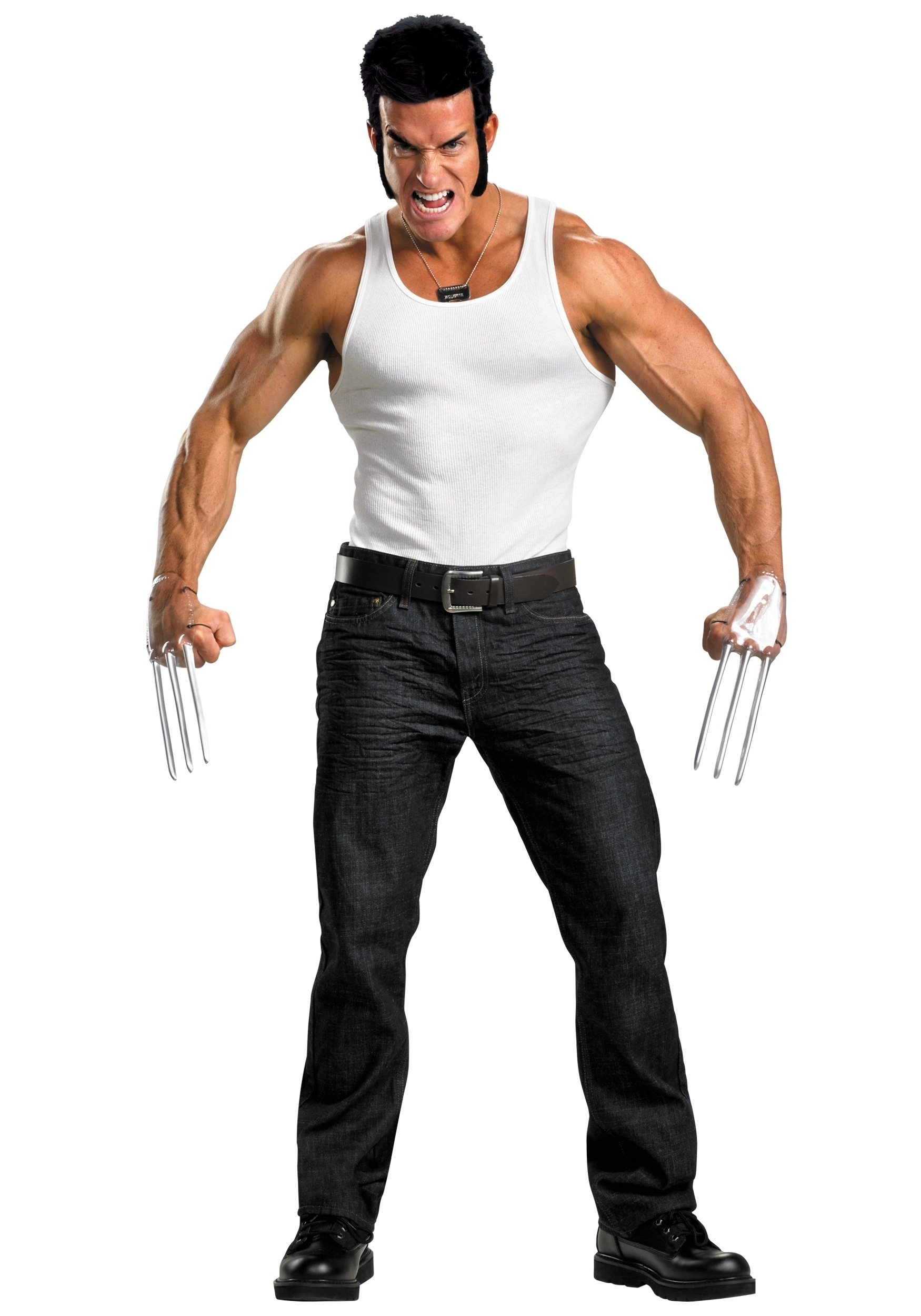 10 Unique Cool Costume Ideas For Guys wolverine accessory kit halloween costume ideas 2016 halloween 7 2020