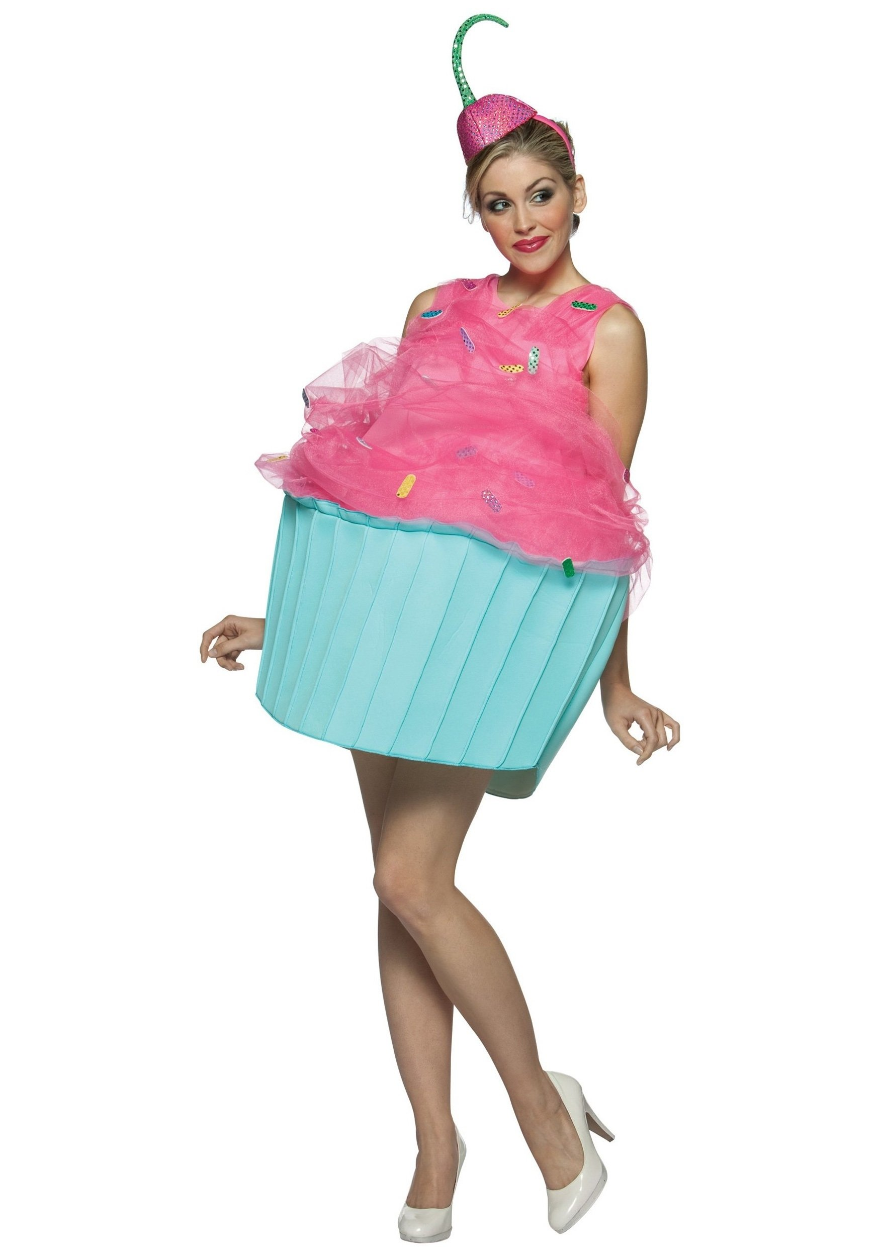 10 Famous Funny Costume Ideas For Women womens cupcake costume 2021