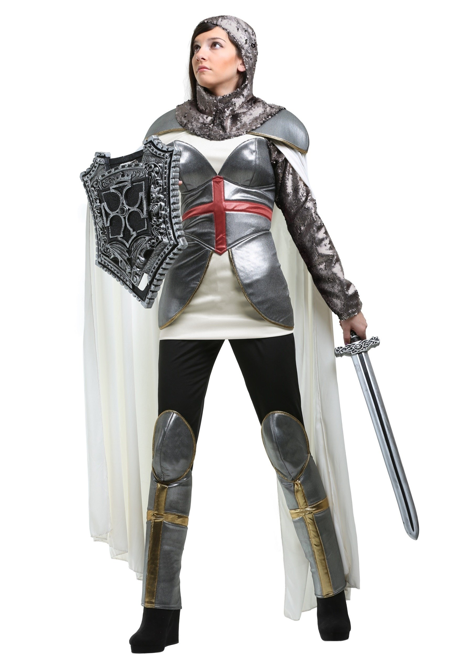 10 Famous Joan Of Arc Costume Ideas womens joan of arc costume 2021