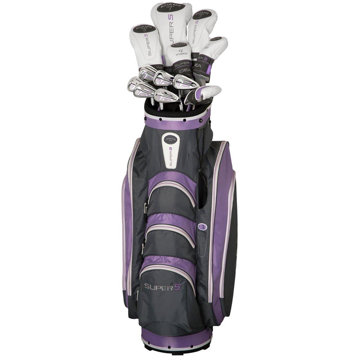 10 Unique Adams Idea Super S Irons Review womens lavender speedline super s complete golf club sets