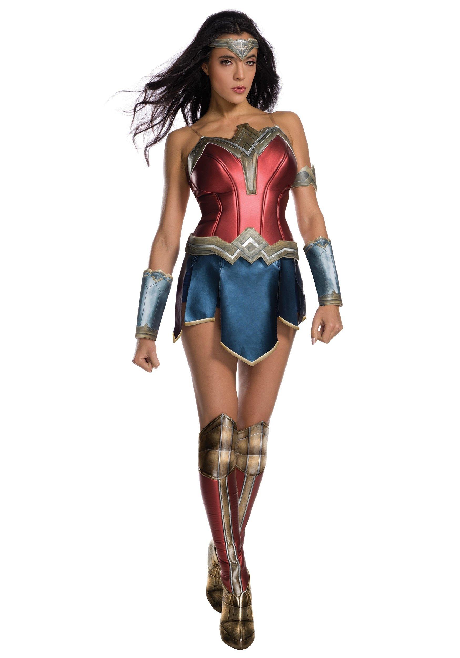 wonder woman movie costume for women