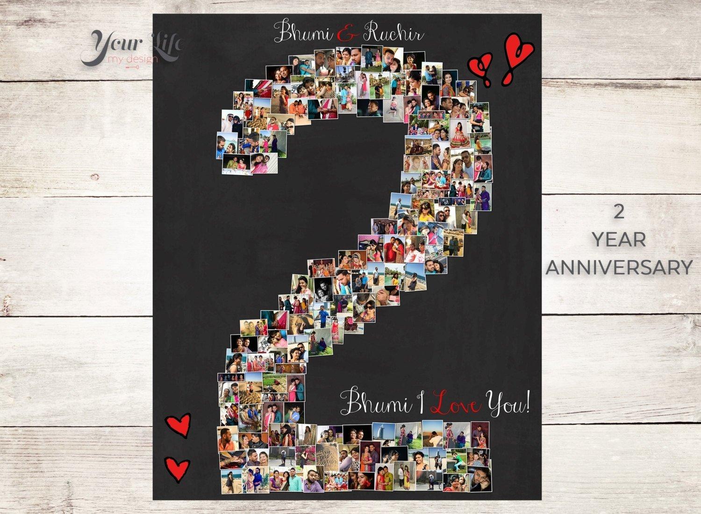 10 Stylish 2 Year Anniversary Ideas For Boyfriend wonderful 2 year anniversary ideas boyfriend 3 il fullxfull 2