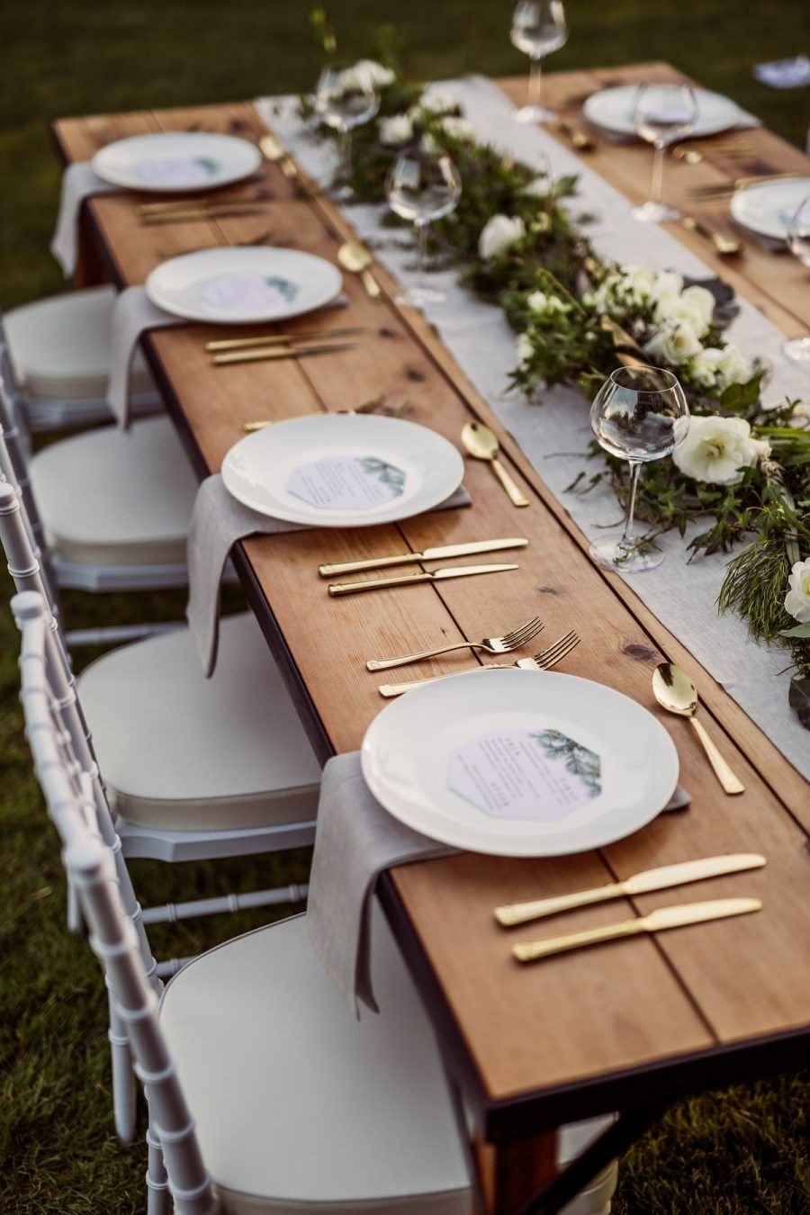 10 Cute Table Setting Ideas For Wedding wonderful 49 impressive wedding table setting ideas outdoor 2021
