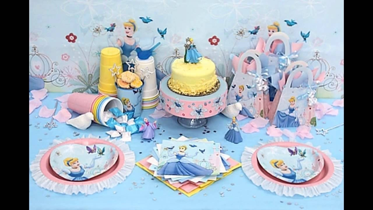 10 Beautiful Disney Princess Birthday Party Ideas wonderful disney princess birthday party decorations ideas youtube 2020