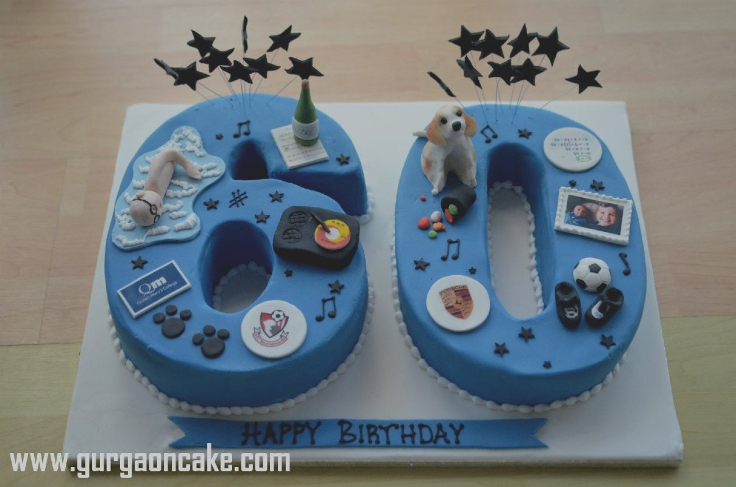 10 Spectacular 60Th Birthday Cake Ideas For Men Wonderful Of Cakes Him Mens And