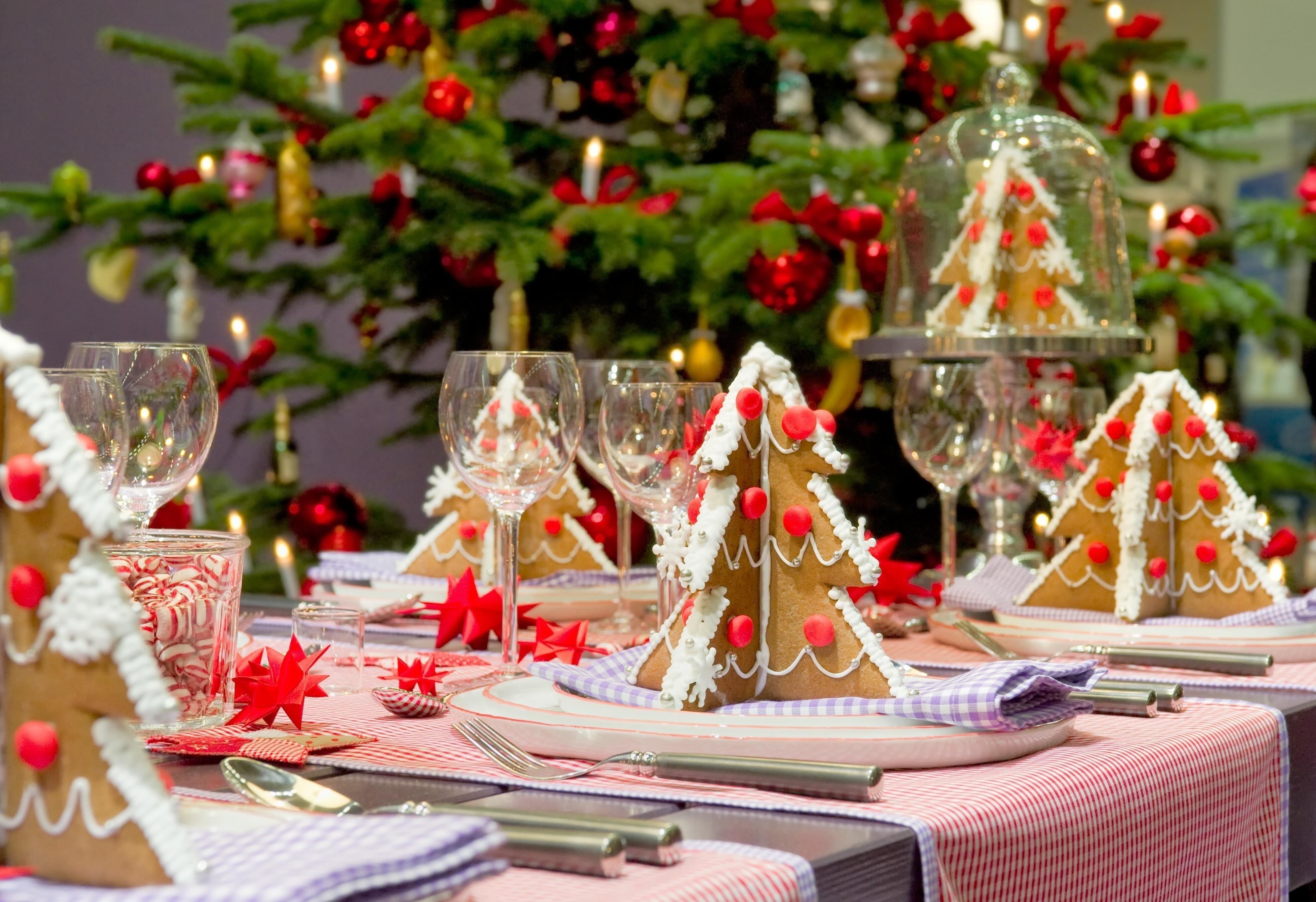 Fashionable christmas centerpiece ideas for table