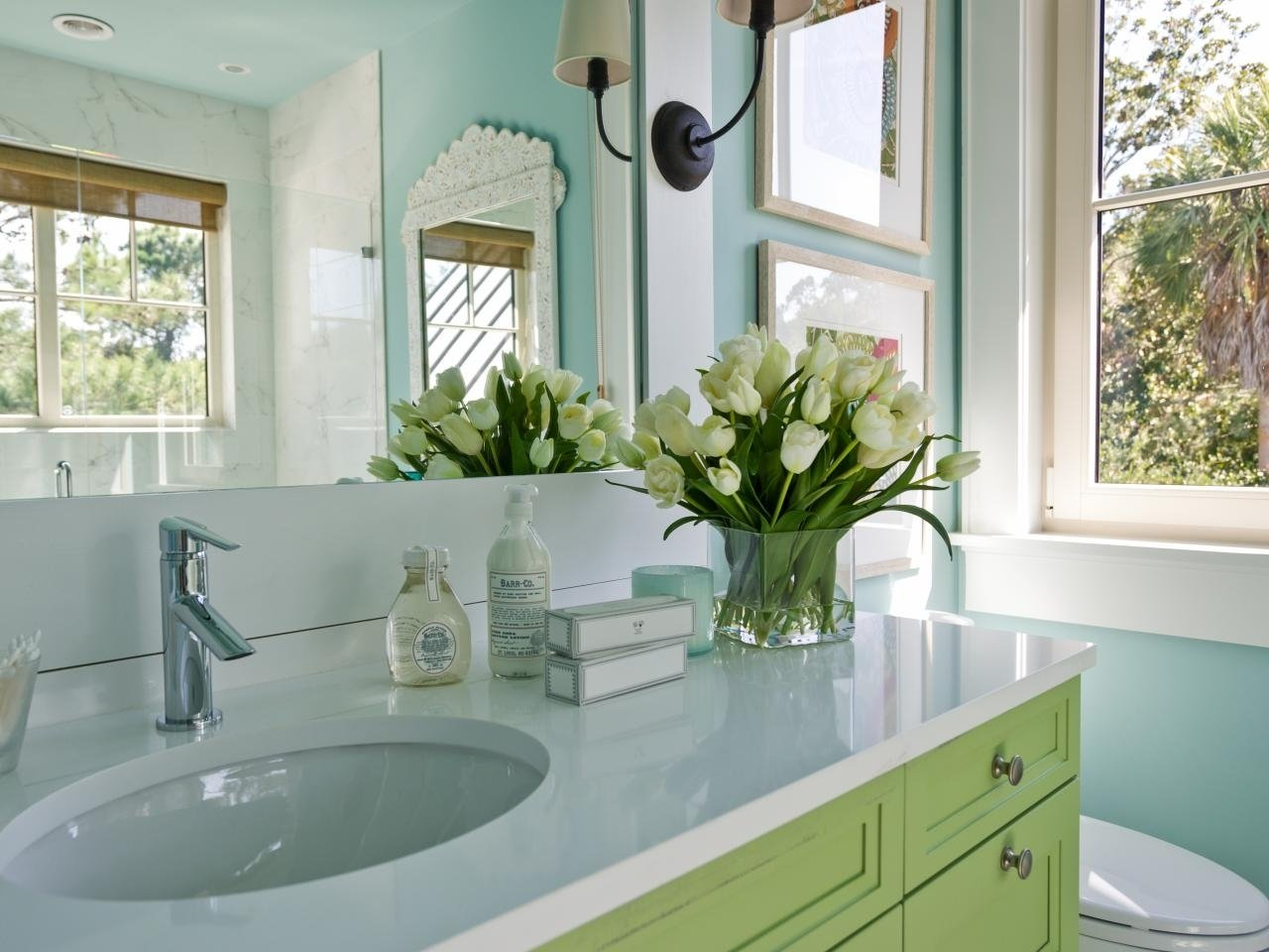 10 Stylish Ideas For Decorating A Bathroom wonderful small bathroom decorating ideas hgtv of bathrooms pictures 2020