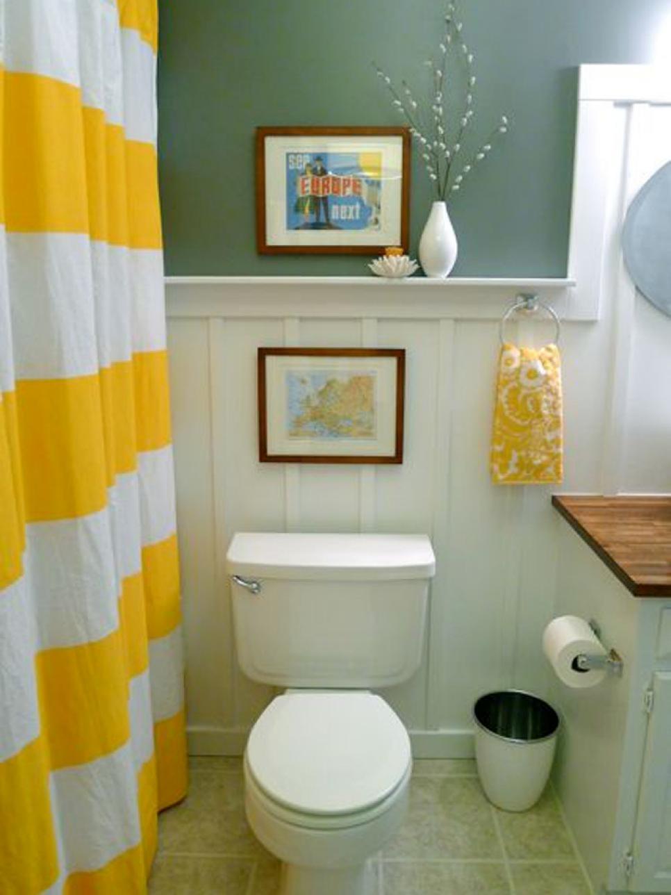 10 Cute Small Bathroom Ideas On A Budget %name