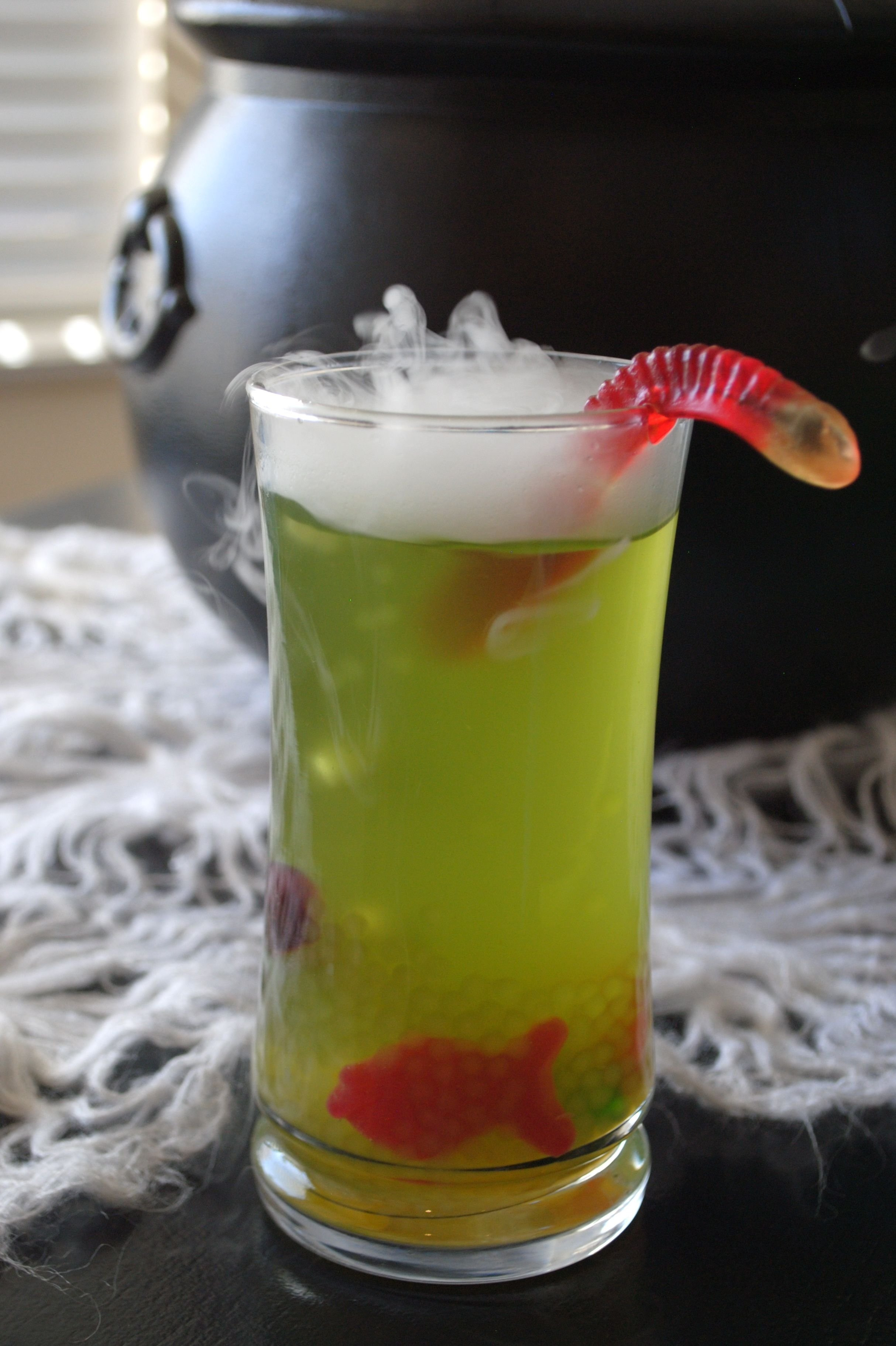10 Amazing Halloween Drink Ideas For Kids wonderfully disgusting swamp juice the sisters cafe halloween 2021